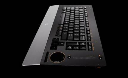 Logitech diNovo Edge Keyboard Mac Bluetooth