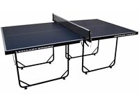 Blue Gallant Knight Cadet (3/4 Sized) Indoor Table Tennis Table (PRE-BUILT)