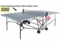 Kettler Axos Outdoor 3 Table Tennis Table - Used, good condition