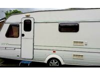 4 berth caravan for sale