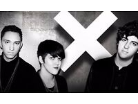 4 x BELOW FACEVALUE TICKETS - The XX at Birmingham O2 Academy - 21st of June 2017