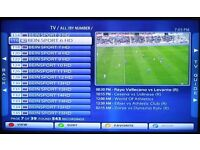MAG250 IPTV BOX WITH 12 MONTHS IPTV SUBSCRIPTION ZGEMMA ANDROID