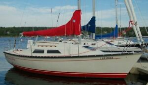 1985 Mirage 25- The Little Sailboat That Could!