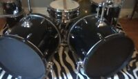 6 piece double bass Tama Imperialstar