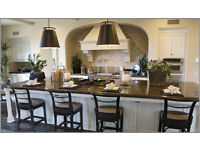 Labrador antique granite kitchen countertops in UK