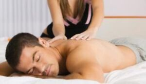 Massage/Sugar Waxing For Male Clientel