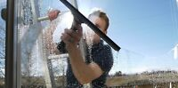 Window Cleaner Wanted for Fall Contract