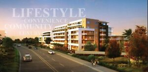 Baulkham Hills - Brand New 1,2 Bedroom with Parking ,nearly settled Liberty Grove Canada Bay Area Preview