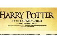 Harry Potter and Cursed Child tickets 15th March