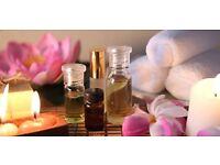 Therapeutic aromamassage