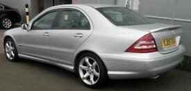 Mercedes C230 Kompressor , Sports Edition - Rare Example!!!