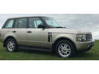 DVD screens 2002 Land Rover Range Rover 4.4 V8 HSE 5dr