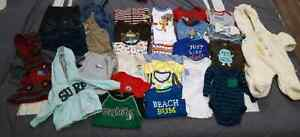 0 to 6 month boys clothes