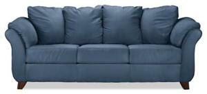collier sofa colbalt blue