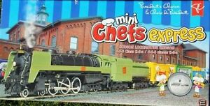 'Mini Chefs' Hudson locomotive *** ONLY A FEW LEFT ****