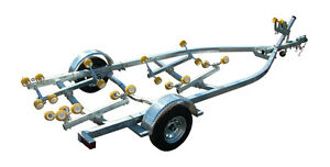 ** WANTED - Roller Trailer for 19' Boat (USED) **