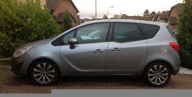 Vauxhall Meriva B 1.4 i 16v SE MPV Turbo (120) Petrol