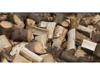 Fire wood logs