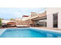 Heated pool Holiday Villa in Tenerife - Playa de las Americas
