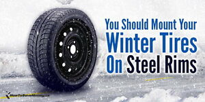 WINTER TIRE SALES AND SERVICE West Island Greater Montréal image 2