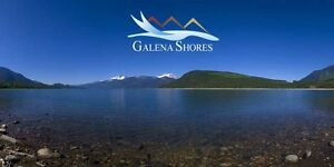 Waterfront Arrow Lakes Galena Bay