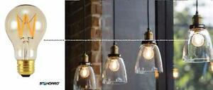 LED Filament Victorian Style lamps - 16 Choices