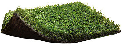 12'' x 24''(1ftx2ft) Artificial/Synthetic Turf Fake Grass Lawn Golf Yard Display