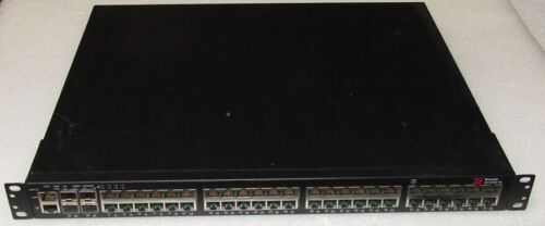 BROCADE ICX6450-48 48Port  Switch  w/ 2x 10GB SFP+ ports  & 2x 1GB SFP, RACK