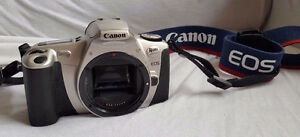 CANON REBEL 2000 EOS 35MM SLR CAMERA FILM BODY PHOTOGRAPHER GEAR
