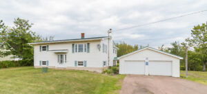 3327 ROUTE 126, LUTES MOUNTAIN - LOOKING FOR A GARAGE/WORKSHOP?