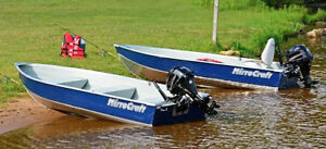 New  Aluminum 14 or 16 BOAT + MOTOR + TRAILER PACKAGE