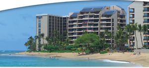 SANDS OF KAHANA - MAUI - OCEAN FRONT CONDO -FEB. 17 TO 24, 2018