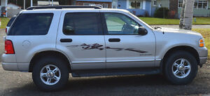 2004 Ford Explorer XLT SUV, Great Condition Prince George British Columbia image 5
