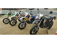Rieju MRT 50cc two stroke 2020 Enduro SuperMoto Learner legal
