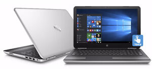 "BRAND NEW HP 15"" Intel i7 touchscreen GAMING 1TB 12GB ram LAPTOP"