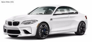 BMW M2 Coupe - DCT trade for Manual