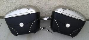 Givi Hard Bag Monolock Monokey Cruiser Side Cases Saddlebags OBO