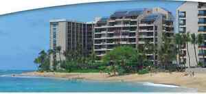 SANDS OF KAHANA, MAUI - OCEAN FRONT - FEB.17-24 & FEB. 24-MAR. 3