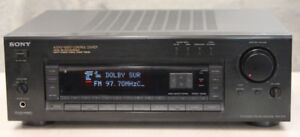 Sony STR D715 Receiver