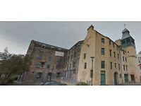 Furnished Two Bedroom Apartment on Quayside Mills - The Shore - Edinburgh - Available NOW