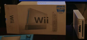 Nintendo Wii Bundle with pro controller & games