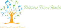 Blossom Piano Studio - Piano and Music Theory Lessons