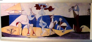 Picasso's Lust For Life Pastorale