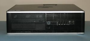 Compaq 6200 Pro business class desktop_i5-2500_4GB_Win7 Pro
