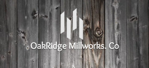OakRidge Millwork- Custom Furniture
