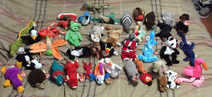INCREDIBLE DEAL: RARE: Beanie Baby Collection - 35 & 4 Mini's -