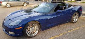 2005 Chevrolet Corvette Z51 Coupe (2 door)