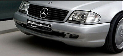 Mercedes SL R129 Stoßstange vorne AMG Styling II Look mit Gitter & Blenden