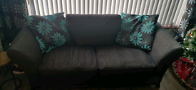 3 seater sofa and 2 chairs