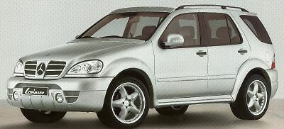 Mercedes Lorinser Original Vorne Dach Spoiler ML W163